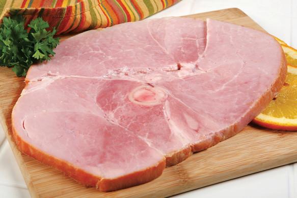 Fresh Ham Steak