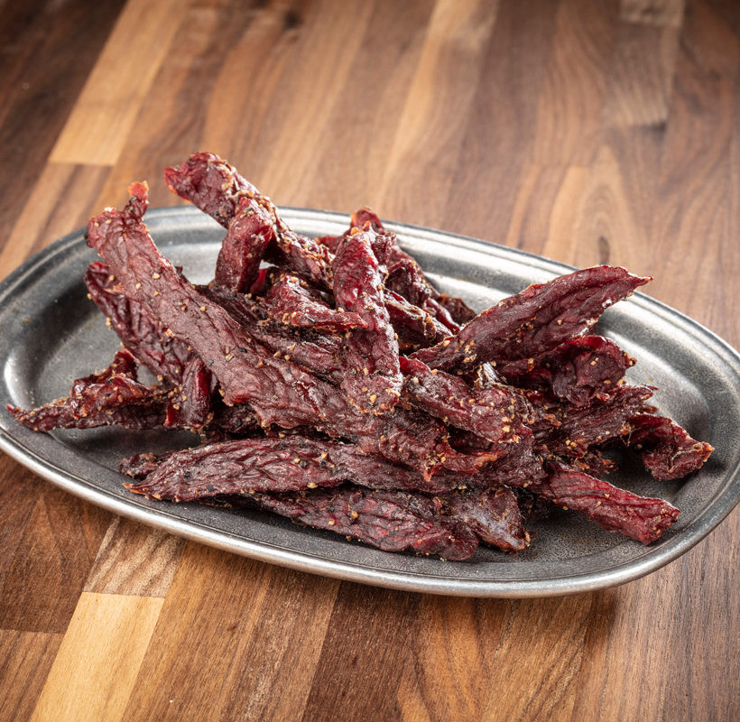 Beef Jerky - Garlic and Herb