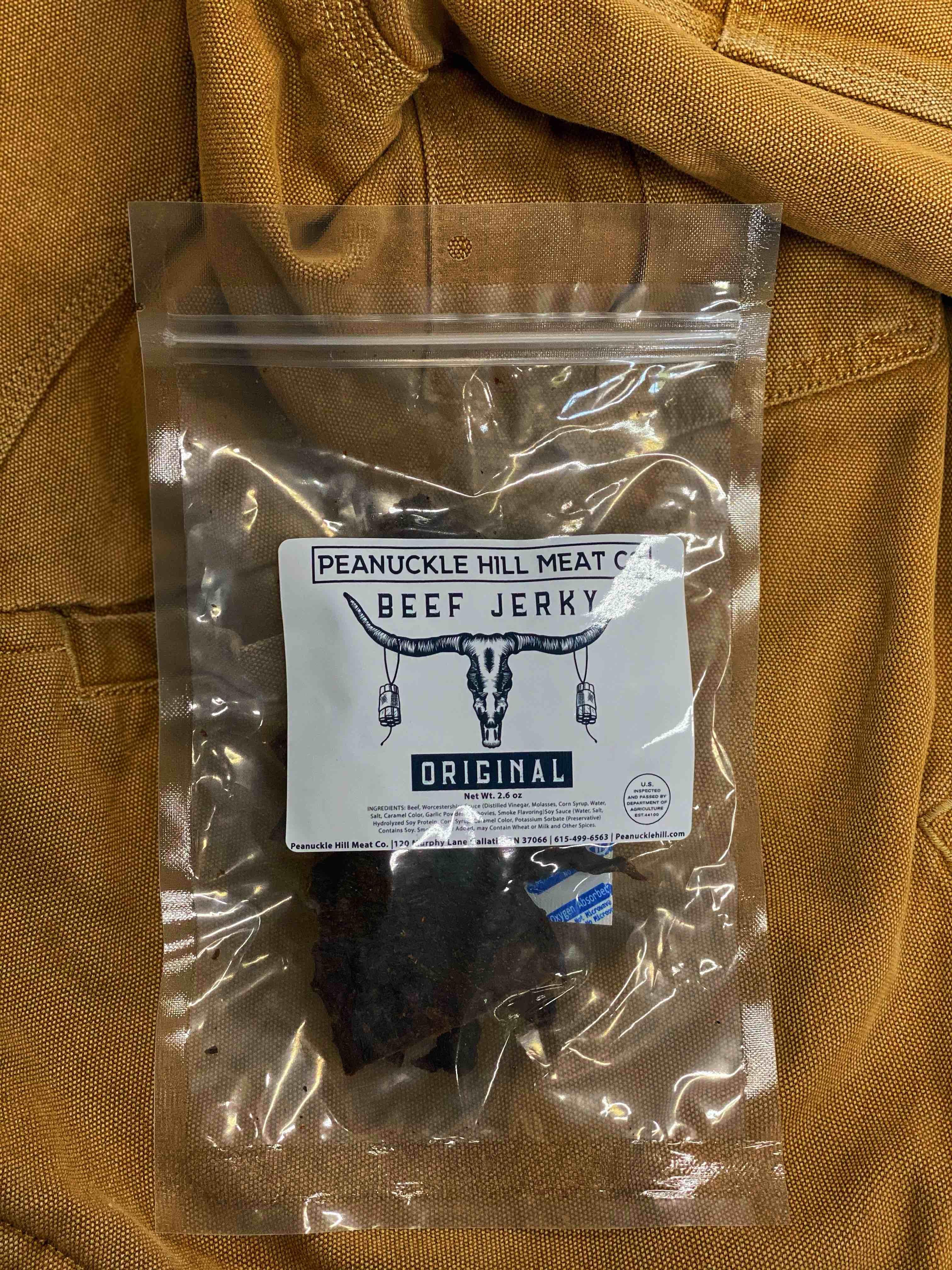 Beef Jerky - Original