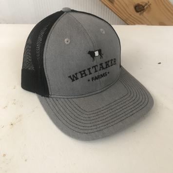 Black/Gray Hat