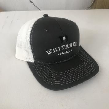 Gray/White Hat