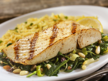Alaskan Halibut Steaks