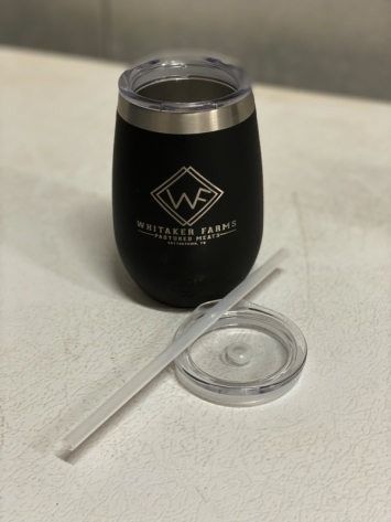 Whiskey and Wine Tumbler