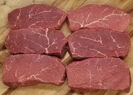 Boneless  Center Cut Sirloin Steak