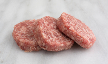 Fresh Pork Patties