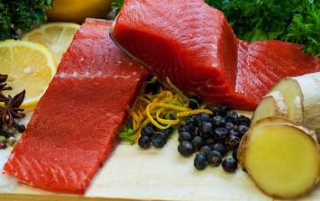 Sockeye Salmon Filet