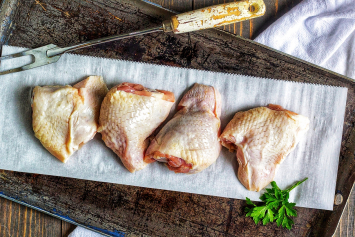 Chicken Thighs | Bone In