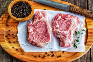 Bone in Pork Chop