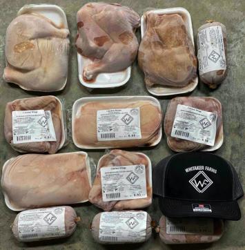 Chicken Meat Box