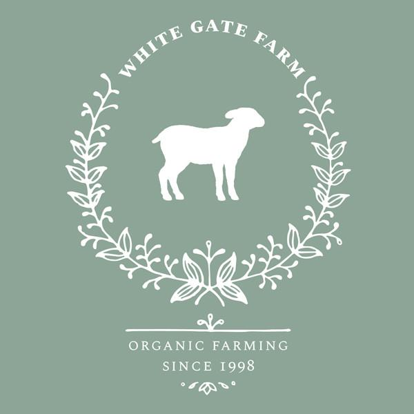 White Gate Farm Logo