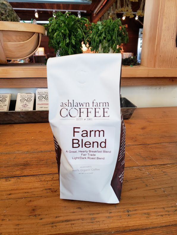 """Ashlawn Farm """"Farm Blend"""" -  Whole Bean"""