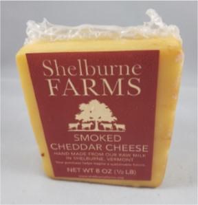 Shelburne Farms Smoked Cheddar Cheese
