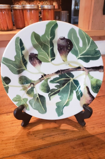 Figs - Plate