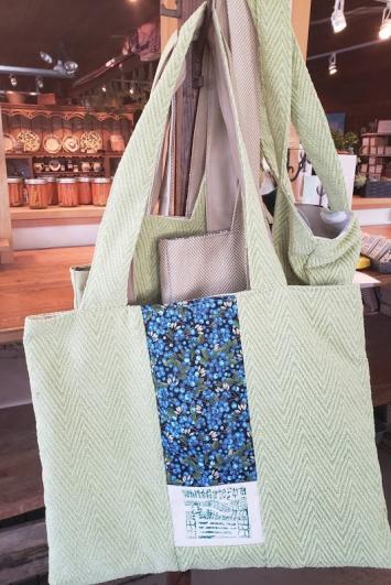 WGF Tote Bag (Blueberries)