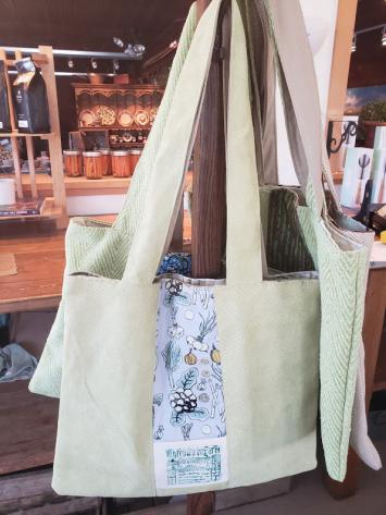 WGF Tote Bag (Veggie Mix)