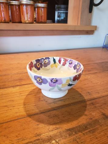 Wallflower - French Bowl