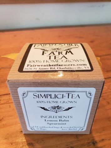 Fairweather Farm Tea - SIMPLICI-TEA