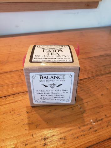 Fairweather Farm Tea - BALANCE