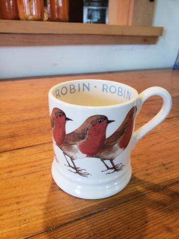 Robins - Mug