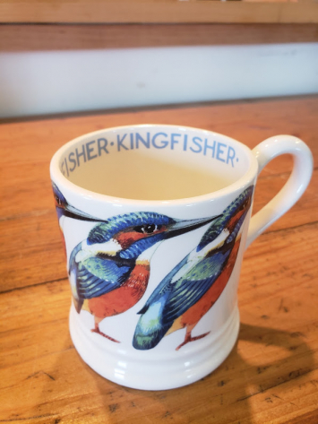 Kingfishers - Mug