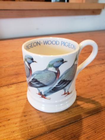 Wood Pigeons - Mug