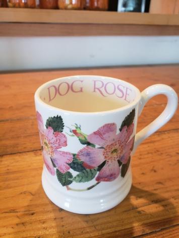 Dog Rose - Mug