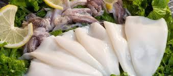 Stonington Calamari - 2.5 lb. - Frozen
