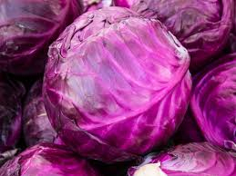 Cabbage - Red - (1 head)