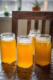 Turkey Bone Broth (Quart) - **THANKSGIVING ITEM** Available for 11/24 Pickup Only!