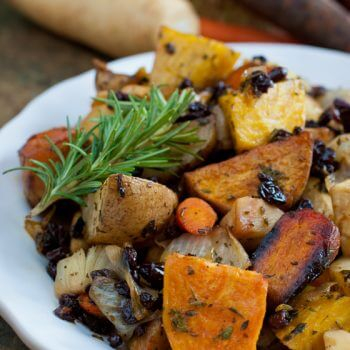 Roasted Root Vegetables (Quart) - **THANKSGIVING ITEM** Available for 11/24 Pickup Only!