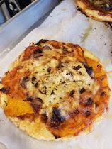 Savory Squash & Caramelized Onion Tart w/ Gruyere & Thyme