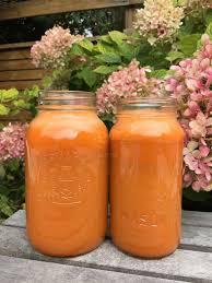 Carrot Orange Lemon Turmeric Juice