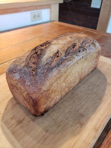 Sourdough Sandwich Loaf (Unsliced Only)
