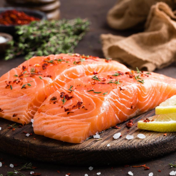 Faroe Island Salmon - 1 lb. - Fresh