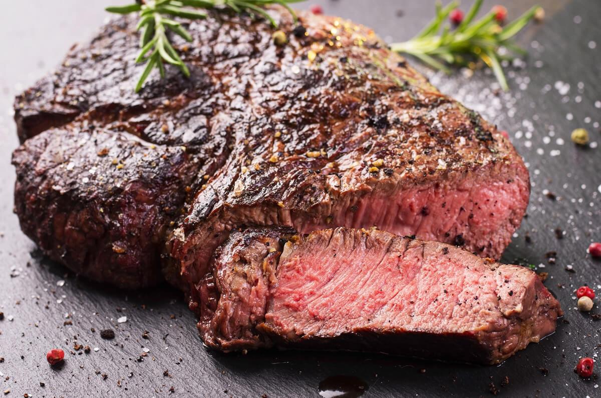 North Dakota Grain Finished Beef