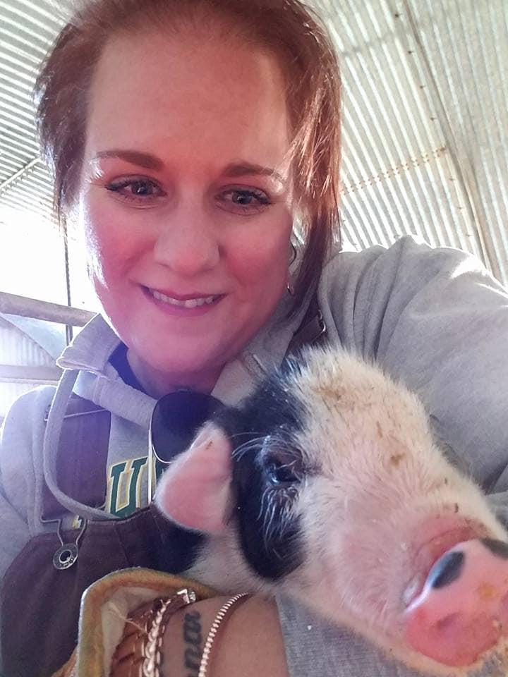 Meet the Crazy Pig Lady