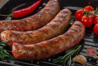 Country Style Sausage
