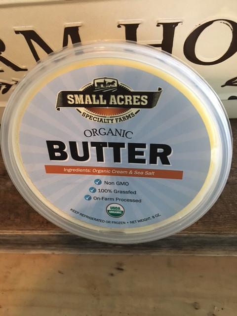 A2A2 Grass Fed Organic Butter