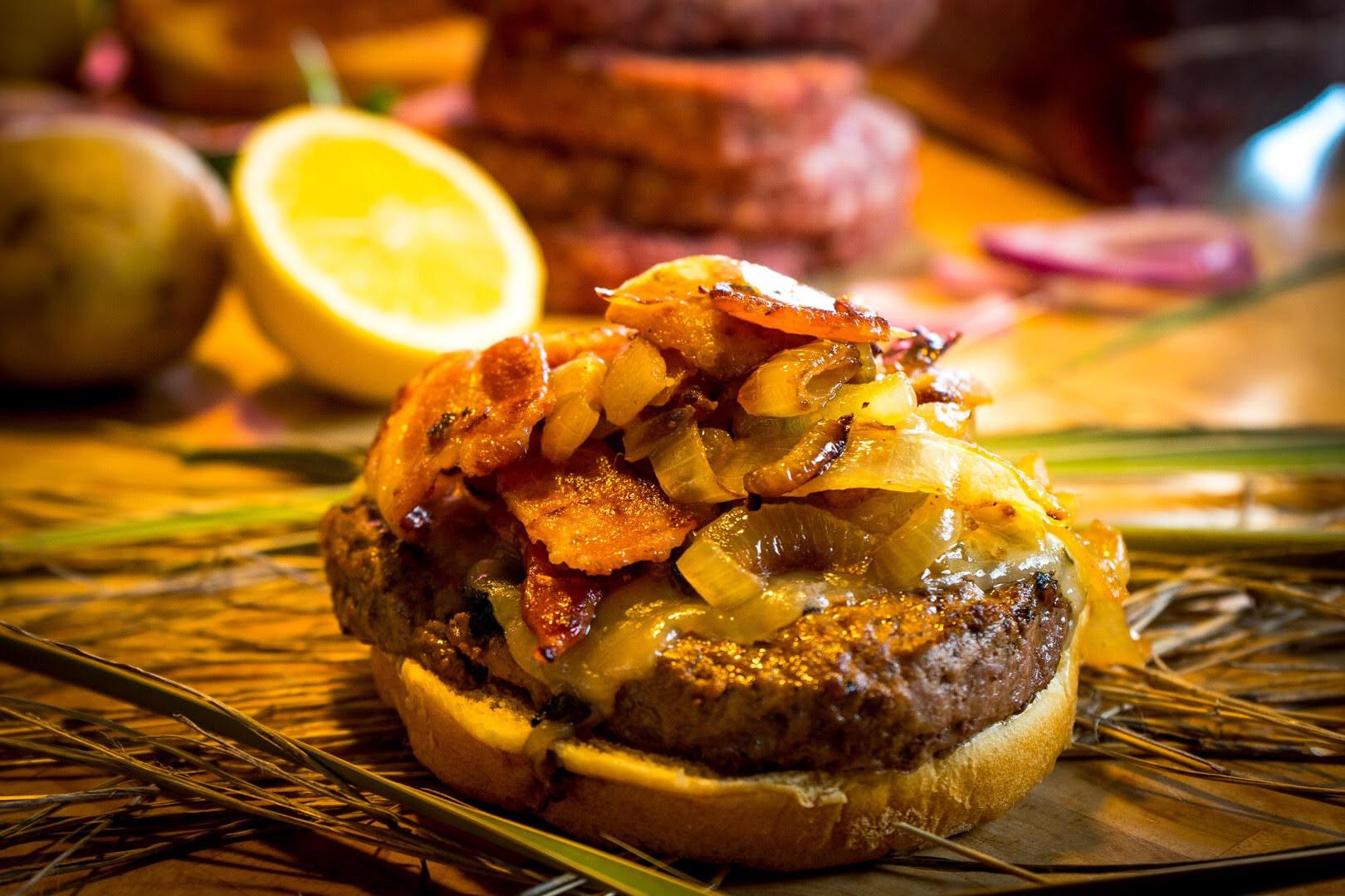 Sam's Gourmet Burgers