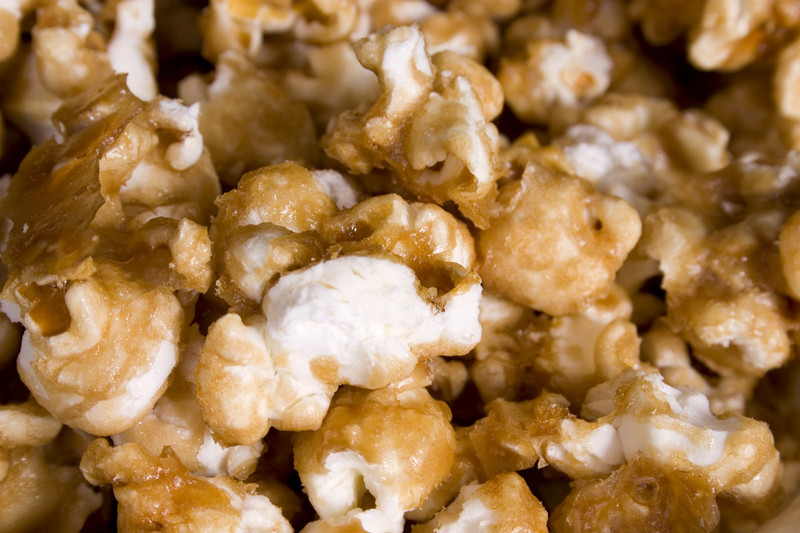 Salty & Sweet Carmel Corn