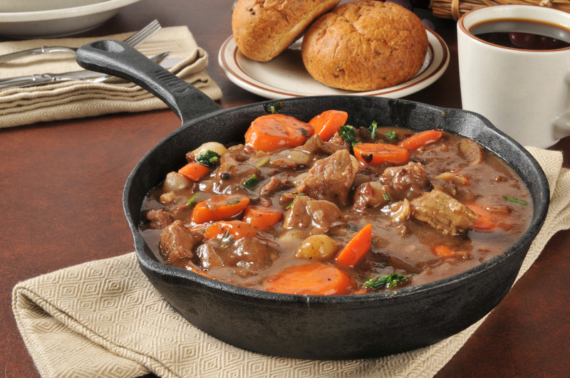 Stew on This Beef Stew