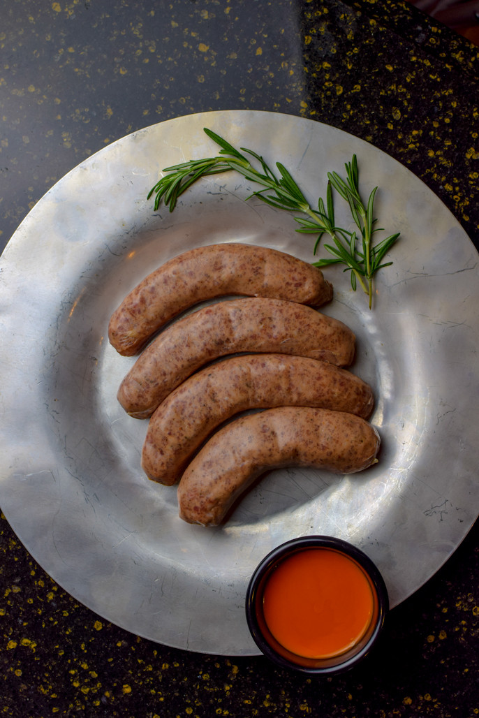 Sausage Dogs (Andouille)