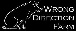 Wrong Direction Farm Logo