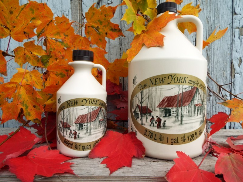 Maple Syrup Quart (Amber)