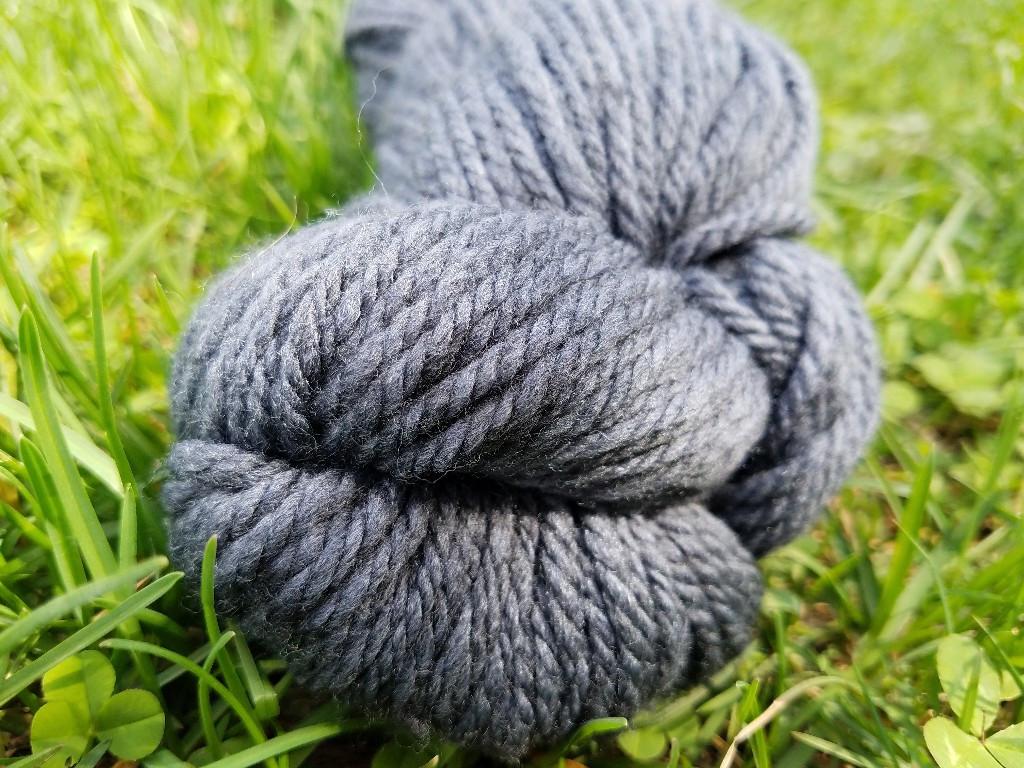 Know Your Shepherd Wool --Early Dusk