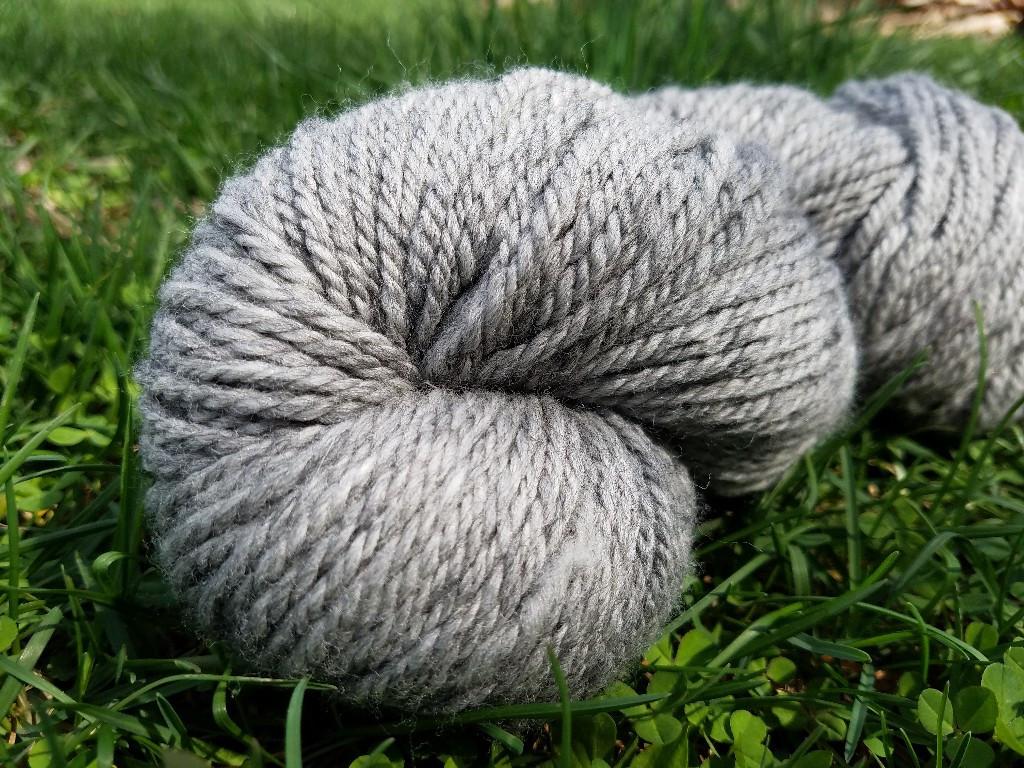 Know Your Shepherd Wool --Cloudy Skies