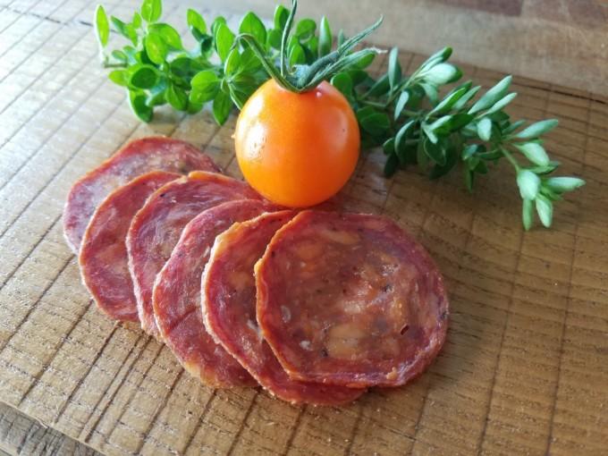 Sliced Pepperoni