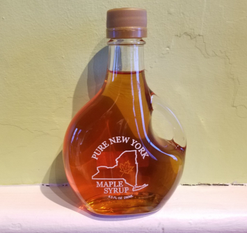 8.5 oz Maple Syrup (Amber)