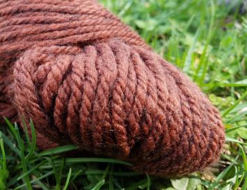 Know Your Shepherd Wool --Hazelnut
