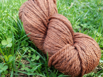 Know Your Shepherd Wool --Pecan